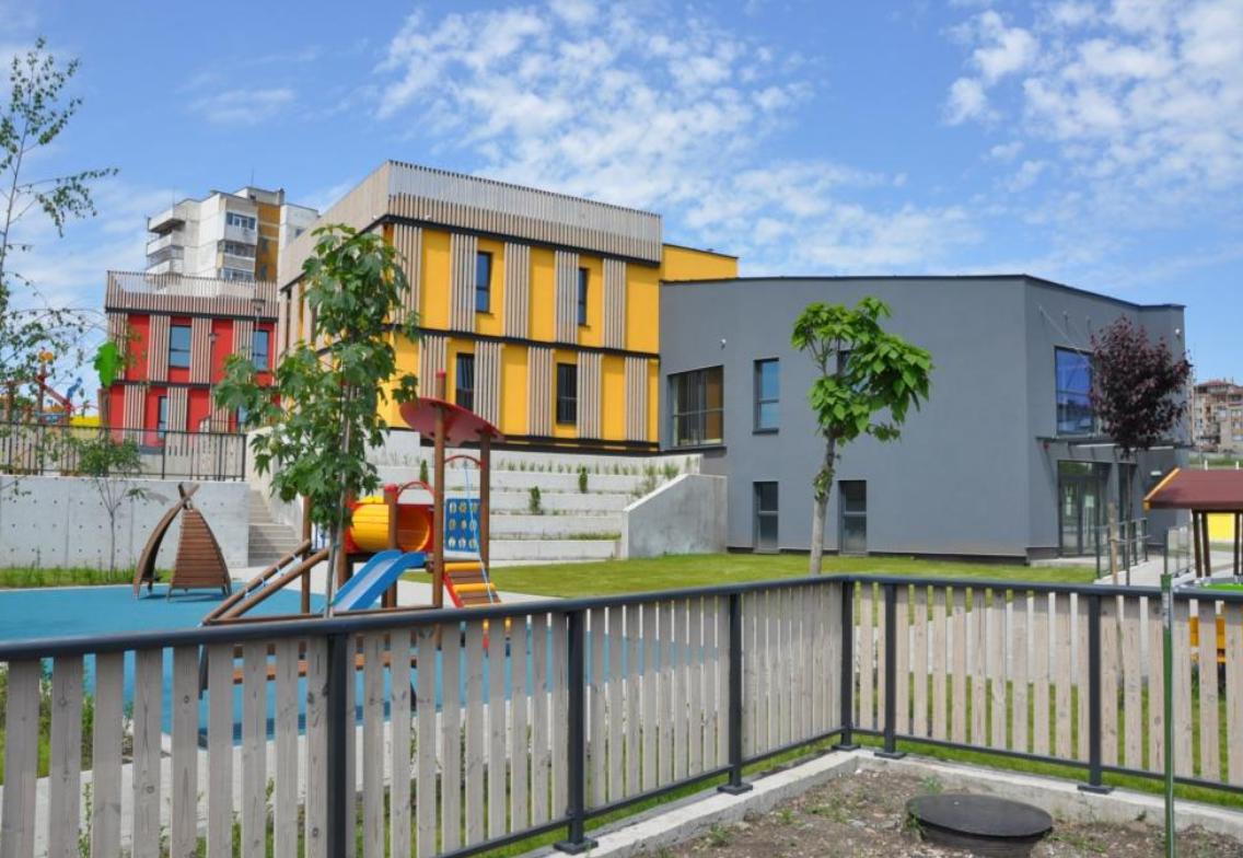 Kindergarten Meden Rudnik, Burgas