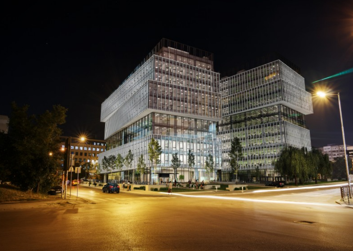GTC Advance Business Center 1 and 2, Sofia