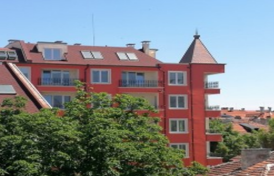 Residential buildings Balkan G, Sofia