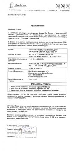 Иво Петров Архитекти ЕООД