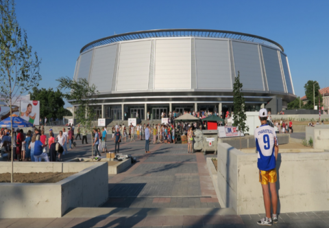 Multifunctional Hall – BULSTRAD ARENA, Ruse
