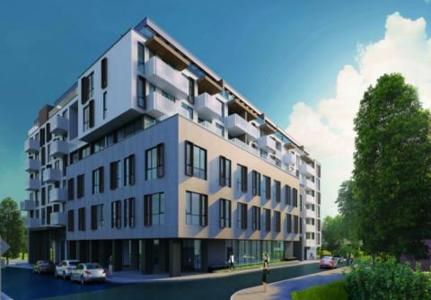 Residential building  Tintyava str., Sofia