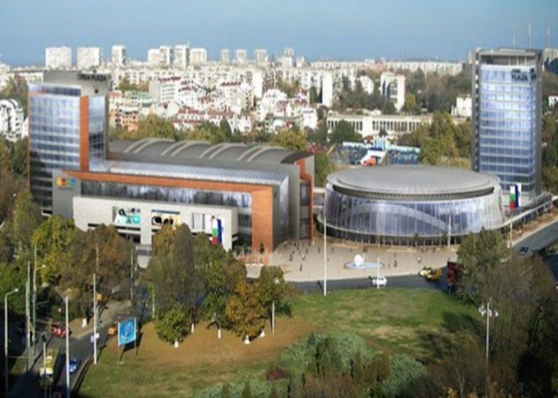 Complex Ruse – Mall, Sport hall, Office building, Hotel, Ruse