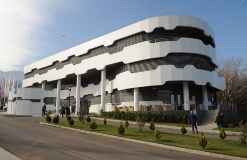 Sport facilities of BFS, Sofia